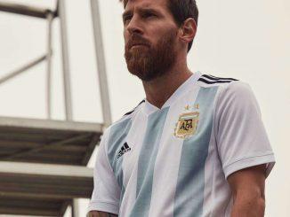 Koszulka Argentyna MŚ 2018