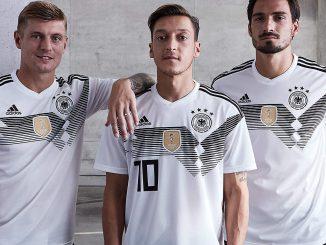 Koszulka Niemcy MŚ 2018